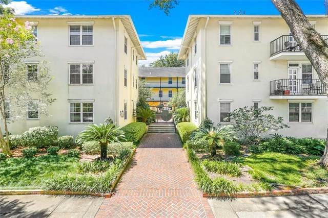 7444 St Charles Avenue #101, New Orleans, LA 70118 (MLS #2312943) :: Freret Realty