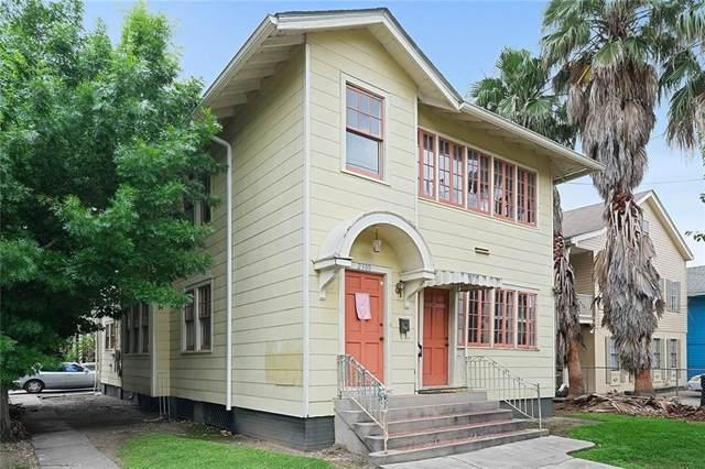 2300 General Pershing Street, New Orleans, LA 70115 (MLS #2312948) :: Crescent City Living LLC