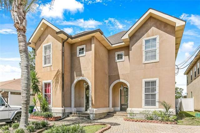4214 Transcontinental Drive #4214, Metairie, LA 70006 (MLS #2313026) :: Freret Realty