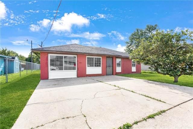 202 Historic West Street, Garyville, LA 70051 (MLS #2313066) :: Freret Realty