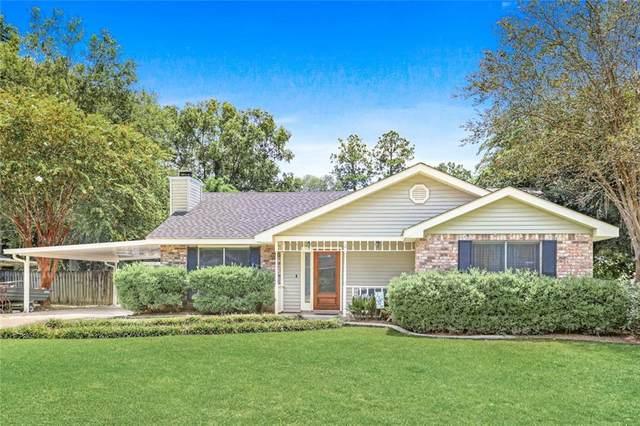 2 Dumaine Drive, Covington, LA 70433 (MLS #2313151) :: Nola Northshore Real Estate