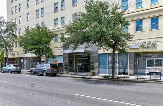 1205 St Charles Avenue #1101, New Orleans, LA 70130 (MLS #2313153) :: Satsuma Realtors