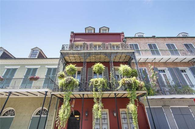 520 St Philip Street #8, New Orleans, LA 70116 (MLS #2313161) :: The Sibley Group