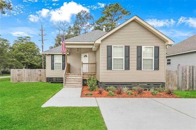 601 Evergreen Drive, Slidell, LA 70460 (MLS #2313195) :: The Sibley Group