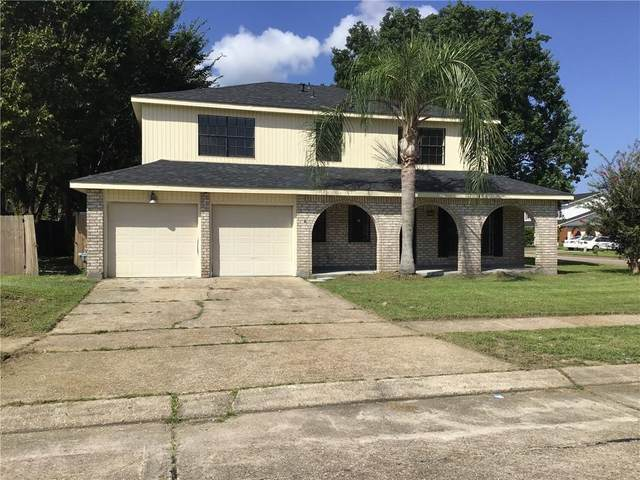 2024 Spanish Oaks Drive, Harvey, LA 70058 (MLS #2313250) :: Keaty Real Estate
