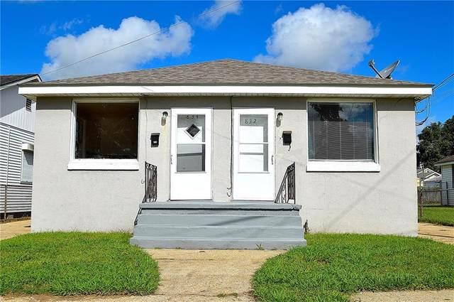 832-834 Avenue F Avenue, Westwego, LA 70094 (MLS #2313251) :: Freret Realty