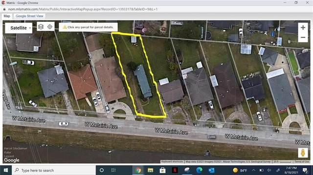 6105 W Metairie Avenue, Metairie, LA 70003 (MLS #2313301) :: Top Agent Realty