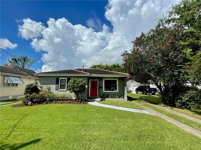 600 Evergreen Drive, Gretna, LA 70053 (MLS #2313379) :: Freret Realty