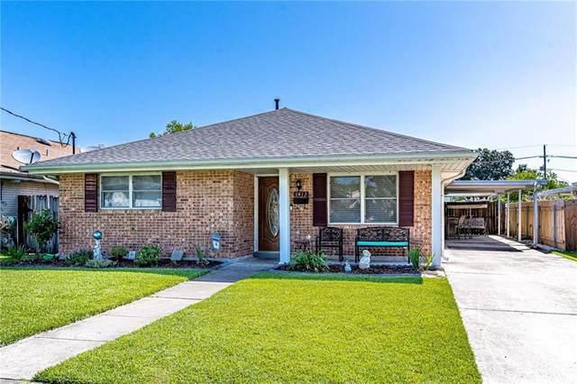 1413 Kent Avenue, Metairie, LA 70001 (MLS #2313409) :: Freret Realty