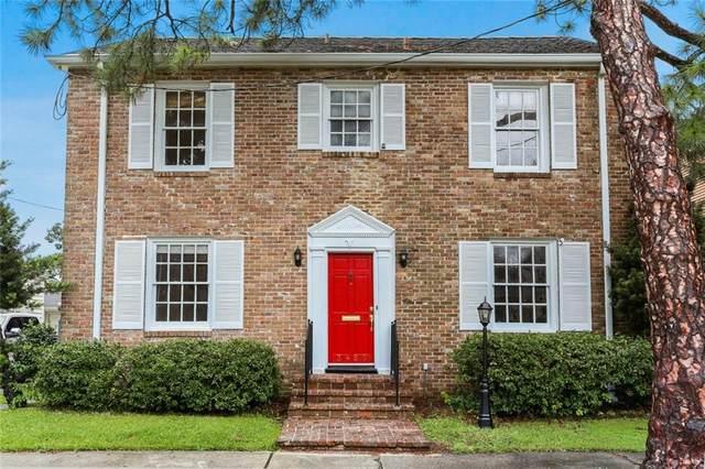 3450 Vincennes Place, New Orleans, LA 70125 (MLS #2313417) :: Freret Realty