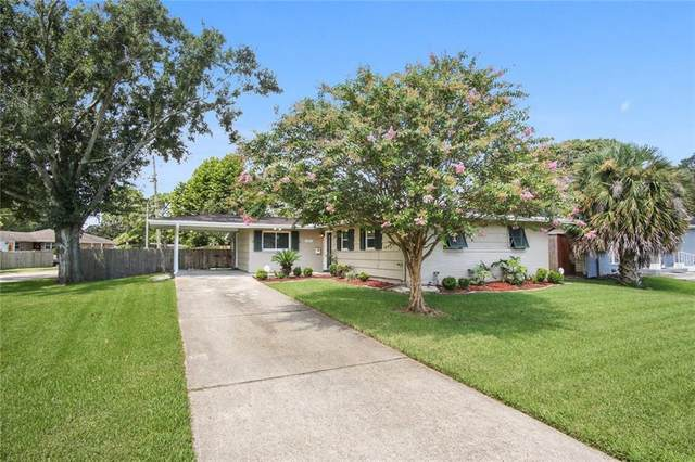 4000 Page Drive, Metairie, LA 70003 (MLS #2313425) :: Freret Realty