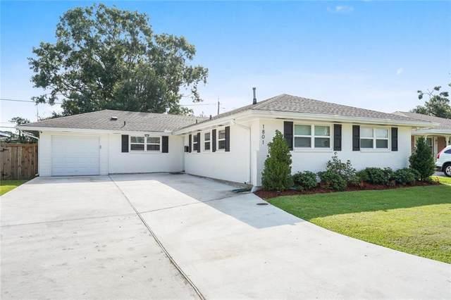 1801 Hall Avenue, Metairie, LA 70003 (MLS #2313434) :: Crescent City Living LLC