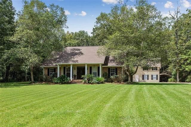 23156 Will Richardson Road, Ponchatoula, LA 70454 (MLS #2313511) :: Keaty Real Estate