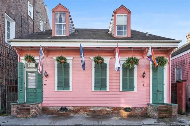 926 Bourbon Street #5, New Orleans, LA 70116 (MLS #2313716) :: Freret Realty