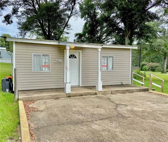 100 Magnolia Drive, Fernwood, MS 39635 (MLS #2313742) :: Top Agent Realty