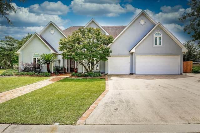 144 Meadowbrook Drive, Gretna, LA 70056 (MLS #2313751) :: Freret Realty
