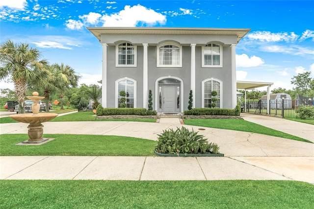 3617 Saint Marie Drive, Meraux, LA 70075 (MLS #2313773) :: Amanda Miller Realty