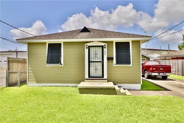 640 Fairmont Street, Harvey, LA 70058 (MLS #2313813) :: Nola Northshore Real Estate