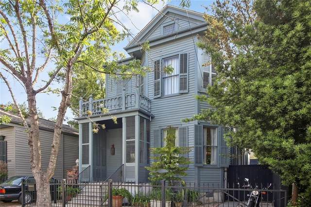 1321 Eighth Street, New Orleans, LA 70115 (MLS #2313840) :: Freret Realty