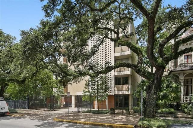 2511 St Charles Avenue #500, New Orleans, LA 70130 (MLS #2313850) :: Satsuma Realtors