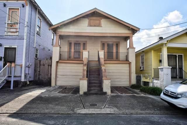 1235 Saint Ferdinand Street, New Orleans, LA 70117 (MLS #2313881) :: Freret Realty