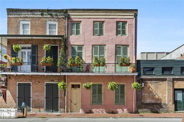 1002 Bienville Street #1, New Orleans, LA 70112 (MLS #2313890) :: Freret Realty