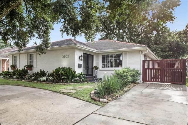 5852 Sylvia Drive, New Orleans, LA 70124 (MLS #2313920) :: United Properties