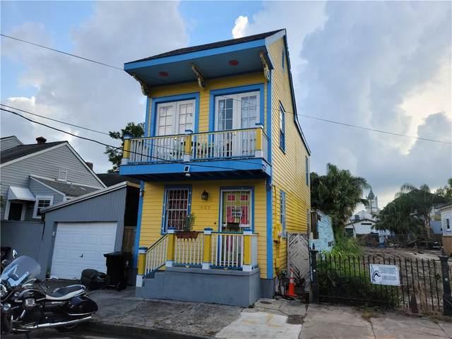 829 St Roch Avenue, New Orleans, LA 70117 (MLS #2313990) :: Satsuma Realtors