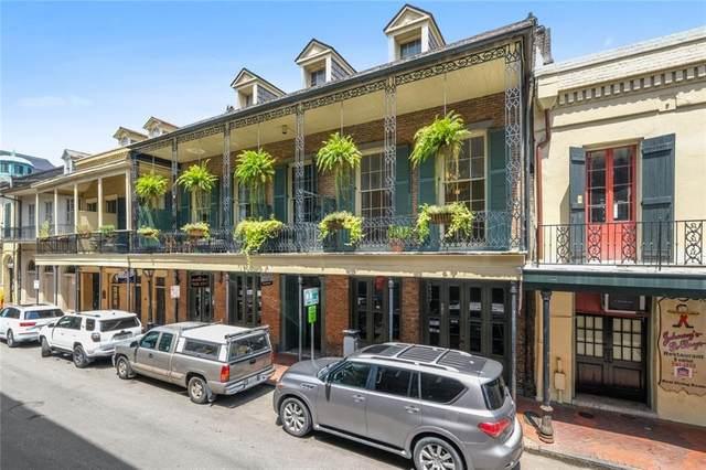 515 St Louis Street #4, New Orleans, LA 70130 (MLS #2314002) :: Freret Realty