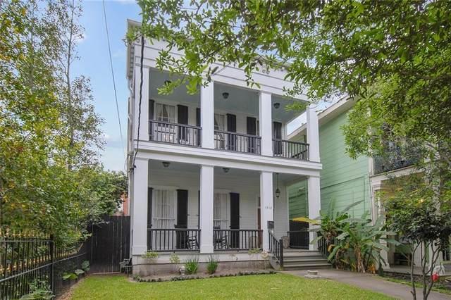 1512 Camp Street, New Orleans, LA 70130 (MLS #2314051) :: Satsuma Realtors