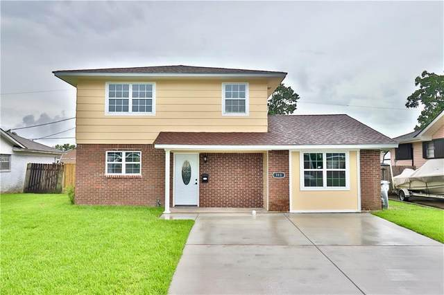 113 Holy Cross Place, Kenner, LA 70065 (MLS #2314057) :: Freret Realty