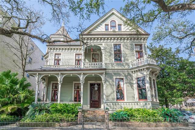 2503 St Charles Avenue, New Orleans, LA 70130 (MLS #2314084) :: Freret Realty
