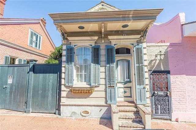 925 St Louis Street, New Orleans, LA 70112 (MLS #2314112) :: Freret Realty