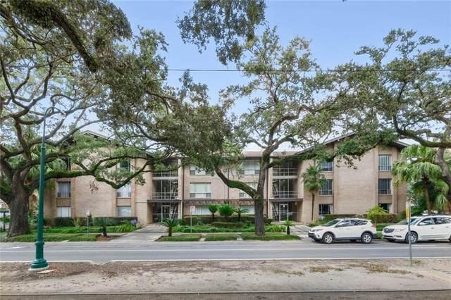 4007 St Charles Avenue #218, New Orleans, LA 70115 (MLS #2314173) :: Crescent City Living LLC