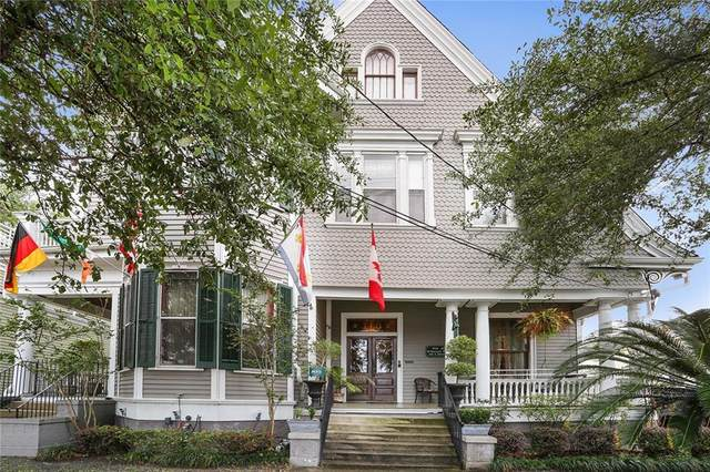 120 S Pierce Street, New Orleans, LA 70119 (MLS #2314199) :: Nola Northshore Real Estate
