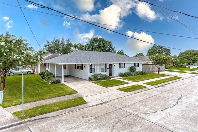1512 Cleary Avenue Avenue, Metairie, LA 70001 (MLS #2314201) :: Freret Realty