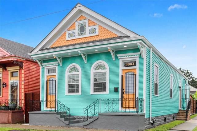 3064 Saint Ann Street, New Orleans, LA 70119 (MLS #2314285) :: Satsuma Realtors