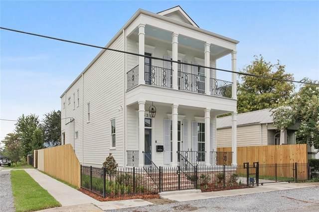 605 6TH Street, New Orleans, LA 70115 (MLS #2314303) :: Satsuma Realtors