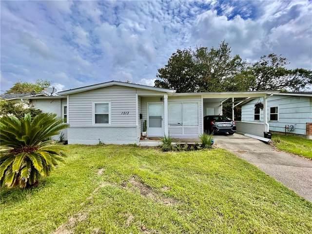 1513 David Drive, Metairie, LA 70003 (MLS #2314383) :: Turner Real Estate Group