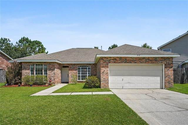 212 Philly Court, Covington, LA 70435 (MLS #2314477) :: The Sibley Group