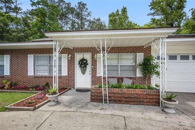 62029 Spruce Drive, Pearl River, LA 70452 (MLS #2314483) :: Freret Realty
