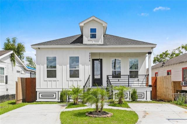 3026 Albany Street, Kenner, LA 70065 (MLS #2314543) :: Top Agent Realty