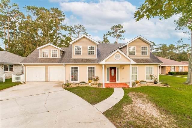 404 Woodridge Boulevard, Mandeville, LA 70471 (MLS #2314550) :: Keaty Real Estate