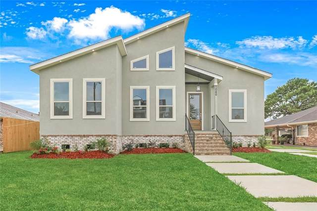 7040 W Tamaron Boulevard, New Orleans, LA 70128 (MLS #2314552) :: The Sibley Group