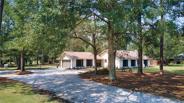 61299 Kings Arms Drive, Lacombe, LA 70445 (MLS #2314594) :: Freret Realty