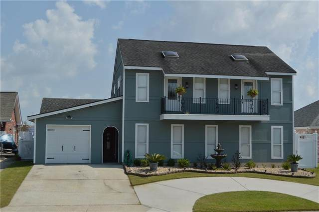 127 Weatherly Cove, Slidell, LA 70458 (MLS #2314612) :: Freret Realty