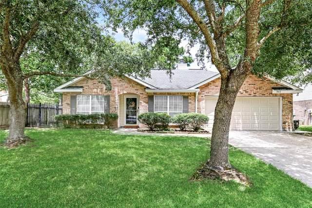 1042 Breckenridge Drive, Slidell, LA 70461 (MLS #2314713) :: Freret Realty