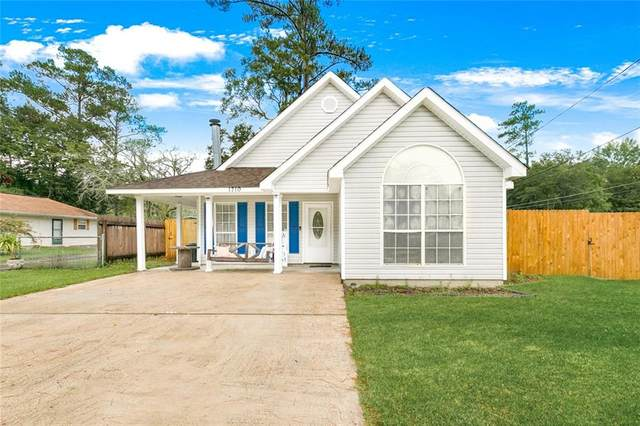 1710 Fairview Drive, Slidell, LA 70460 (MLS #2314726) :: Freret Realty