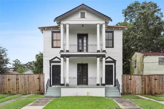 3529-31 Robert Street, New Orleans, LA 70125 (MLS #2314772) :: Freret Realty