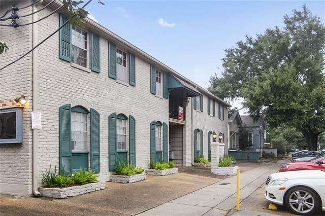 816 Nashville Avenue G, New Orleans, LA 70115 (MLS #2314798) :: Satsuma Realtors